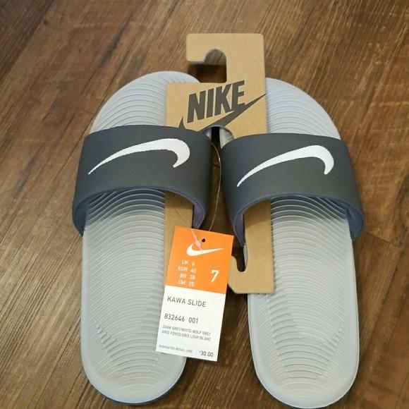 d2f34930f3b40 Nike Kawa Slides